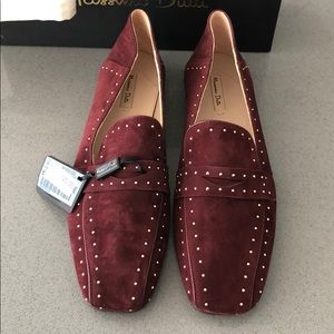 NEW Massimo Dutti Suede Shoes